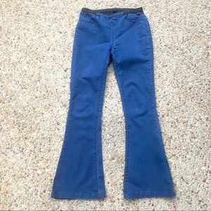 Blank NYC Bell Bottom Flare Jean Jeggings 26